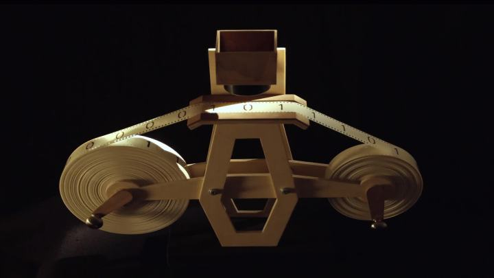 Máquina Universal de Turing
