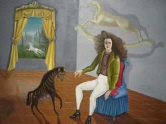 Leonora Carrington Self-portrait 1937