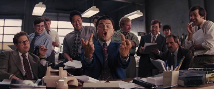 The Wolf of Wall Street (Scorsese, 2014)