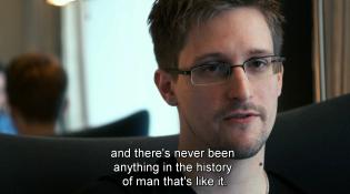 Edward Snowden (Citizenfour, Poitras, 2014)