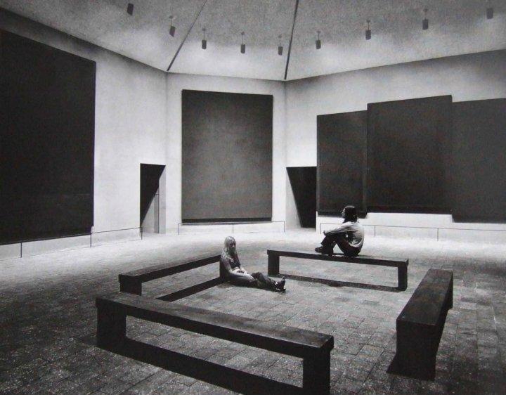 Mark Rothko: Capilla Rothko (1971)