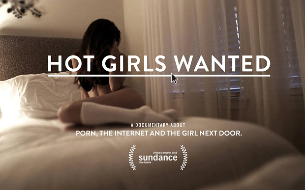 Resultat d'imatges de hot girls wanted documental