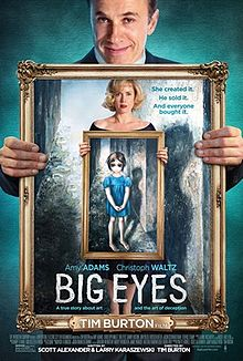 Big Eyes (Tim Burton, 2014)