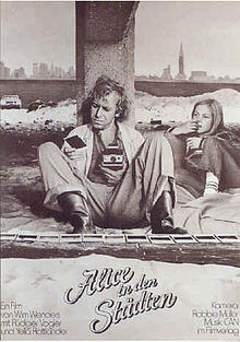 Alice in the Cities (Wim Wenders, 1974)