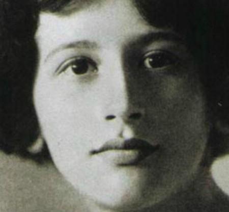 Simone Weil (1921)