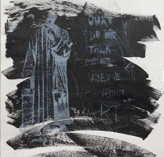 """María Noël: """"What do we talk about when we talk about art?"""" http://www.arte-sur.org/es/artistas/maria-noel-2/"""
