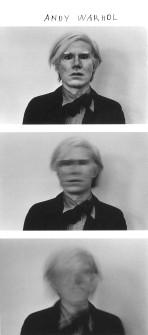 Duane Michals: Warhol