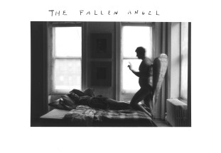 duane michals the fallen angel