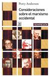 perry anderson consideraciones sobre el marxismo occidental