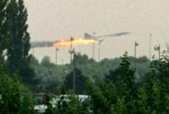 Concorde crash, July, 2000