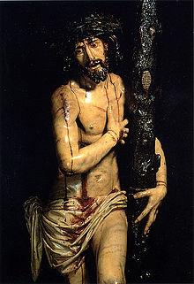 Santísimo Cristo de la Victoria de Serradilla, Domingo de Rioja, 1635)