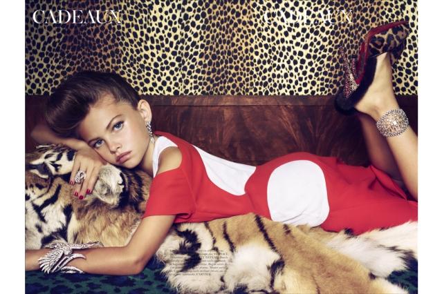 Tom Ford, Vogue (2011)