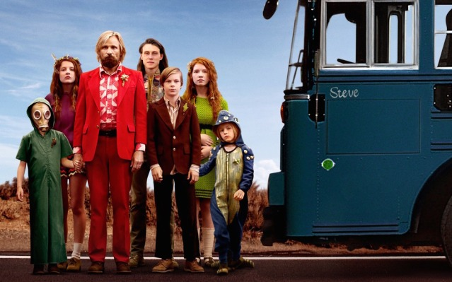 Matt Ross: Captain Fantastic (2016)
